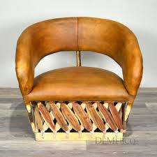 Mexican Chairs In Stock Spanish Style Furniture Demejico