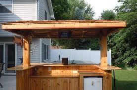 outdoor bar ideas cheap outdoor bar ideas all about home design 12 fabulous