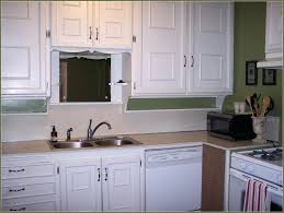 Kitchen Cabinet Molding by Adding Molding To Kitchen Cabinet Doors Image Collections Glass