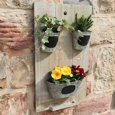 Wall Mounted Planter 100 Wall Mounted Flower Pots Best 25 Hanging Wall Planters