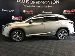 lexus atomic silver used 2017 lexus rx 350 4 door sport utility in edmonton ab l13148