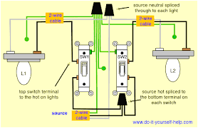 double light switch wiring diagram apoundofhope