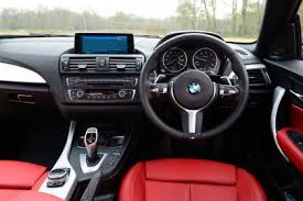 bmw 125i interior bmw 2 series review auto express