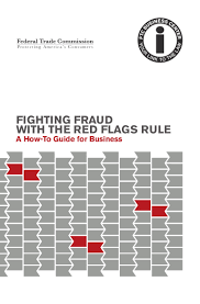 Identity Theft Red Flags Fighting Fraud With The Red Flag Rule