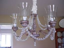Painting Brass Chandelier Inspiring Chandelier Makeovers
