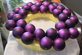 make a mardi gras wreath celebrate decorate