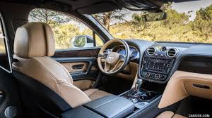 bentley 2017 interior 2017 bentley bentayga interior hd wallpaper 51