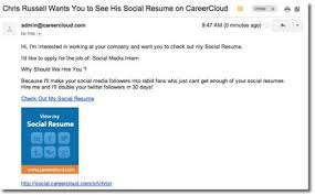 How To Email My Resume Format Should I Use To Email My Resume