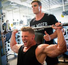 Great Shoulder - the calum moger workout does it work ask fitness coach