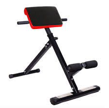 Back Extension Sit Up Bench Hyperextension Bench Ebay