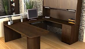 Bestar Connexion L Shaped Desk Desk Create A Home Office Area With U Shaped Desk Amazing Bestar