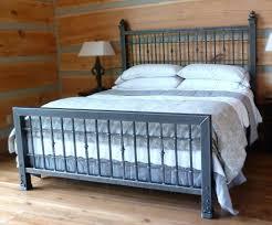 metal king size headboard black metal king size headboard bed