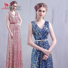 online get cheap cheap silver long bridesmaid dress aliexpress