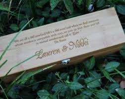 wedding gift engraving quotes wine set etsy