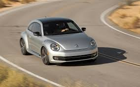 volkswagen bug 2012 2012 volkswagen beetle and beetle turbo first test motor trend