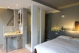idee chambre parentale avec salle de bain amenagement chambre parentale avec salle bain 22361 sprint co