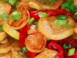 sauteed yellow squash recipe rachael food network