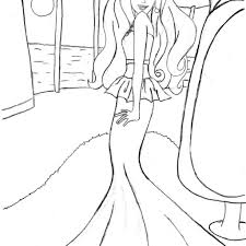 barbie a fairy secret coloring pages download free printable
