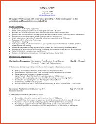 Computer Skills Resume Format Computer Skills Cv Apa Proposal