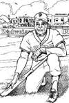 san francisco giants coloring pages baseball coloring pages purple kitty