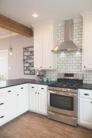 kitchen subway tile backsplashes backsplash cool subway tile backsplash ideas for the kitchen