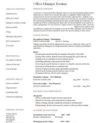 Best Office Manager Resume by Best Example Of Office Manager Resume Pretty Resume Cv Cover Letter