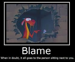 Mulan Meme - mulan blame by masterof4elements on deviantart