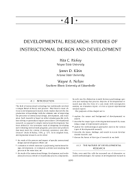 developmental research pdf download available