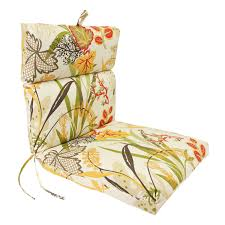 Outdoor High Back Chair Cushions Clearance Jordan Manufacturing 44 X 22 In Outdoor Chair Cushion Hayneedle