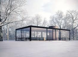 House Design Architecture 25 Best Farnsworth House Ideas On Pinterest Ludwig Mies Van Der