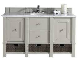 Bathroom Single Sink Vanities by Madison 60