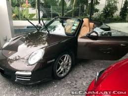 used porsche 911 singapore used porsche 911 4s cabriolet pdk car for sale in