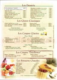 le bureau epinal restaurant pub brasserie restaurant au bureau carte et menus