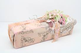 shabby chic wrapping paper shabby chic gift wrap and tags cgc pinkalicious georgie c