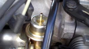 2002 pontiac grand prix p0172 p0300 fuel pressure regulator fix
