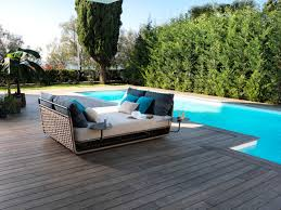 Portofino Outdoor Furniture The Perfect Daybed For Outdoor Napping Design Milk