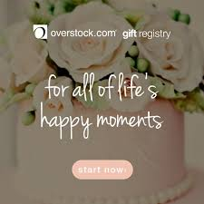 bridal registry places overstock gift registries places to visit gift