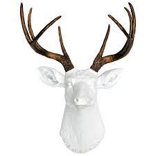 wall decor faux antler decor deer antler decorations