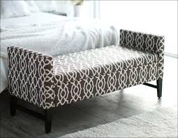 wooden ottoman bench seat bedroom bench bedroom wonderful upholstered ottoman bench seats