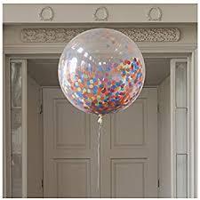 jumbo balloons 36 inch diamond clear jumbo balloons 2 pack