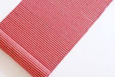 Pink And White Striped Rug Striped 100 Cotton Runner Rugs Ebay