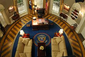 Oval Office Decor By President Cinema Style The Sets Of Scandal