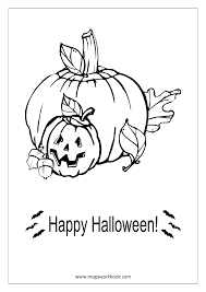 free coloring sheets halloween megaworkbook