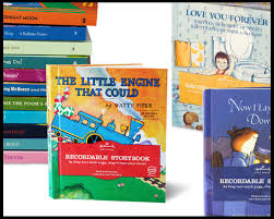 recordable books the bye