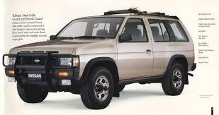 Ford Explorer Accessories - 1991 nissan trucks genuine accessories brochure nicoclub