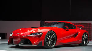 Ft 1 Toyota Price Cues That Might Make The Production Ft 1 Supra Supramkv 2018