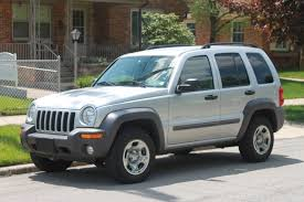 jeep liberty silver 2003 jeep liberty specs and photos strongauto