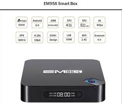 android tv box review em95x tv box android marshmallow firmware