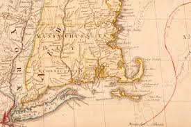 Map Of Northeast America by The Unlikely Story Of The Map That Helped Create Our Nation