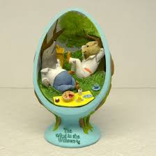 wind in the willows figurine cvs egg shaped limited edition the